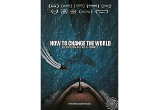 How To Change The World | DVD