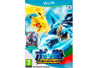 Pokken Tournament + Amiibo Card | Wii U