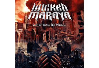 Wicked Maraya - Lifetime In Hell [CD]