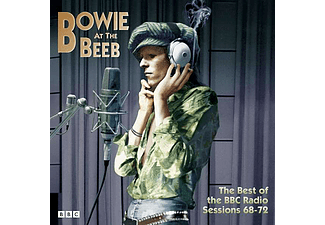 David Bowie - Bowie at the Beeb - The Best of the BBC Radio Sessions 68-72 (Limited) (Vinyl LP (nagylemez))