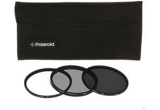 POLAROID PL3FILND62 3 PC Filter Kit 62mm - (00137772)