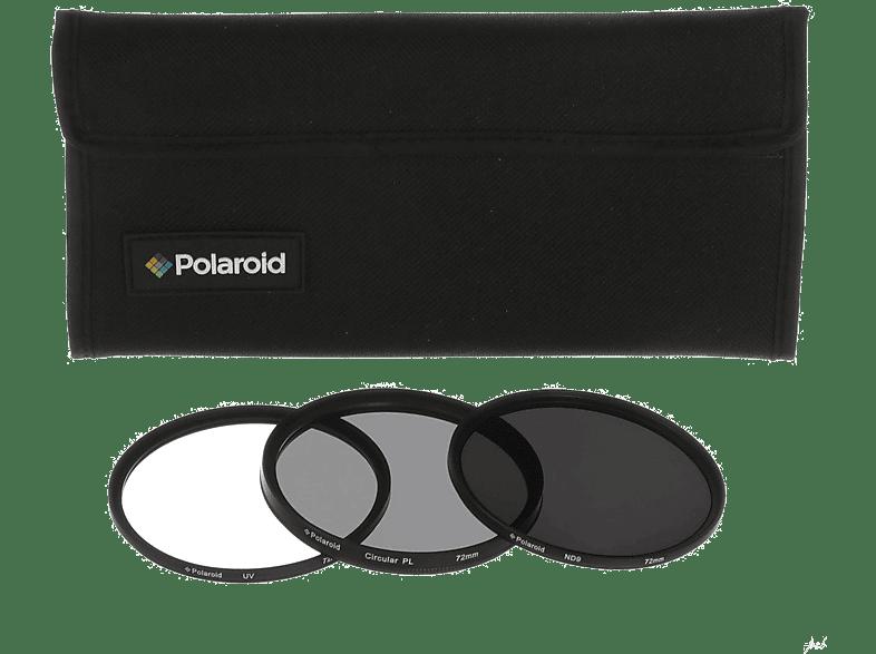 POLAROID PL3FILND62 3 PC Filter Kit 62mm - (00137772) web offers hobby   φωτογραφία φωτογραφικές μηχανές διάφορα αξεσουάρ photo   vide