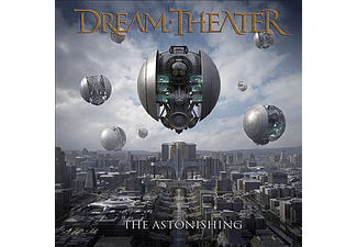 Dream Theater - The Astonishing (Vinyl LP (nagylemez))