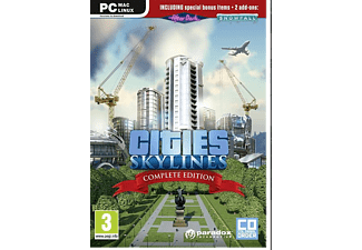 Cities Skylines - Complete Edition PC