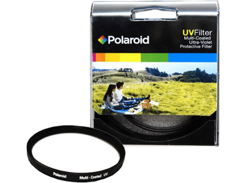 POLAROID PLFILUV52 Multi Coated UV Filter 52mm - (00137780) web offers hobby   φωτογραφία photo   video   offline αξεσουάρ φωτογραφικών μηχα