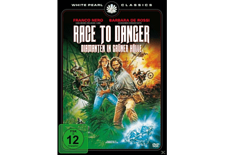 Race To Danger-Diamanten In Der Grünen Hölle - (DVD)
