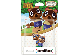 AMIIBO Animal Crossing: Timmy and Tommy