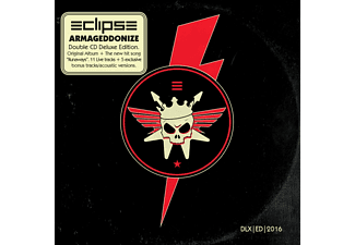 Eclipse - Armageddonize (Deluxe Edition) - (CD)