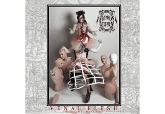 Venal Flesh - Worshiping At The Altar Of Artifice [CD]