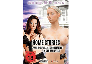 Anike Ekinas-Home Stories - (DVD)