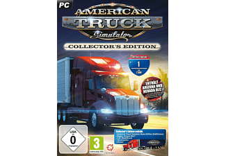 American Truck Simulator - Starter Pack: California - Collector's Edition - PC