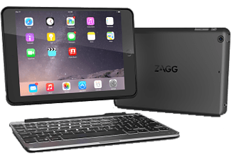 ZAGG SlimBook iPad Mini 4 - Svart