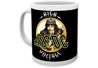 AC/DC Tasse High Voltage