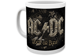 AC/DC Tasse Rock or Bust