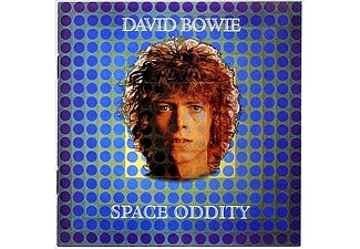 David Bowie - Space Oddity (Vinyl LP (nagylemez))