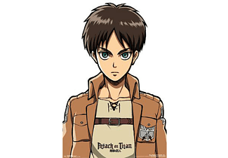 Attack On Titan Poster Eren
