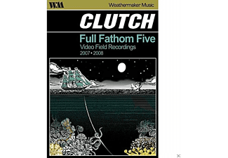 Clutch - Full Fathom Five: Video Field Recordings [DVD]