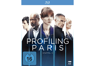 Profiling Paris - Staffel 3 - (Blu-ray)