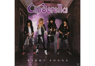 Cinderella - Night Songs - (Vinyl)