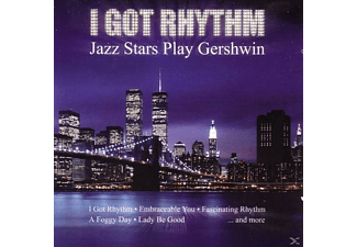 VARIOUS - I Got Rhythm-Jazz Stars Play G - (CD)