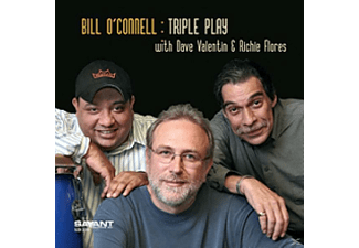 Bill O'connell - Triple Play - (CD)