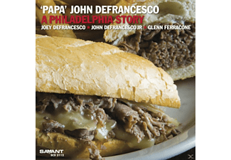 "John ""papa"" Defrancesco - A Philadelphia Story - (CD)"