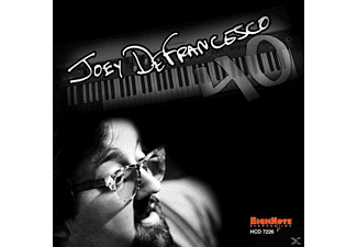 Joey De Francesco - 40 - (CD)
