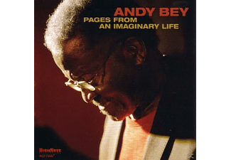 Andy Bey - Pages From An Imaginary Life - (CD)
