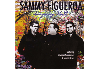 Sammy Figueroa - Imaginary World [CD]