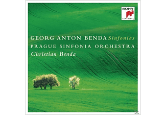 Christian Benda, Prague Sinfonia Orchestra - Sinfonias - (CD)