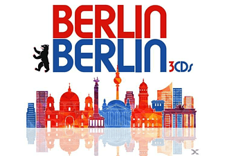 Various - Berlin Berlin [CD]