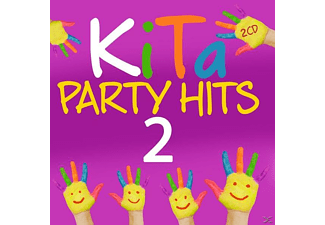 VARIOUS - Kita Party Hits 2 - (CD)