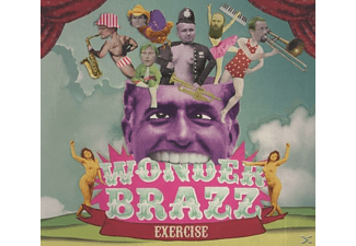 Wonderbrazz - Exercise - (CD)
