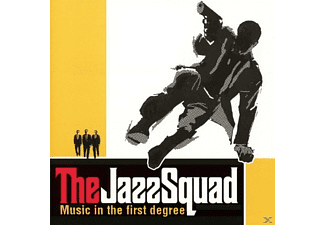 Larry Mills Orchestra - The Jazz Squad: Music In The 1st Degree - (CD)