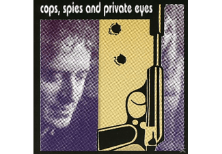 Larry Mills Orchestra - Cops,Spies And Private Eyes - (CD)