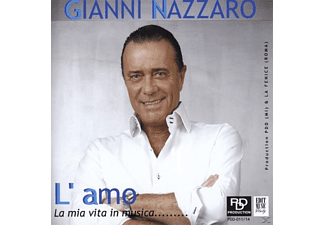 Gianni Nazzaro - L'amo La Mia Vita In Musica [CD]