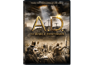 A.D. Kingdom and Empire Drama DVD