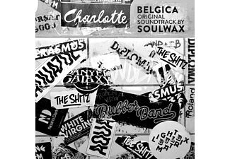 Various - Belgica (Original Soundtrack By Soulwax) [CD]