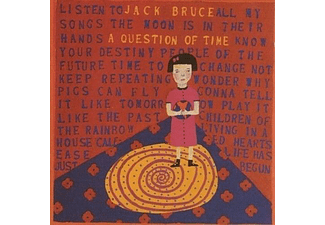Jack Bruce - A Question of Time (CD)