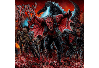 Raw - Battalion Of Demons - (CD)