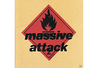 Massive Attack Blue Lines CD