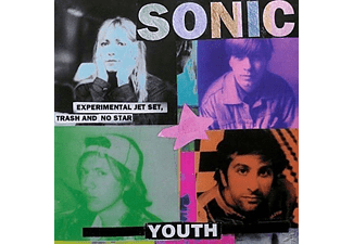 Sonic Youth - Experimental Jet Set, Trash And No Star - (Vinyl)