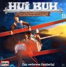 HUI BUH - Die neue Welt 11: Das verlorene Geistertal (CD) - broschei