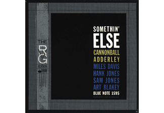 Cannonball Adderley - SOMETHING ELSE (1999 RVG REMASTERED) - (CD)