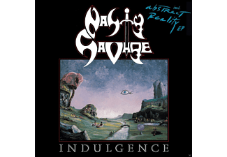 Nasty Savage - Indulgence / Abstract Reality - (CD)