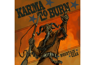 Karma To Burn - Mountain Czar [CD-Mini-Album]