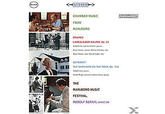 Various - Chamber Music From Marlboro - (Vinyl)