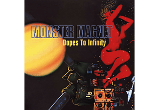 Monster Magnet Dopes To Infinity CD