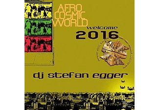 Dj Stefan Egger - Welcome 2016 - (CD)
