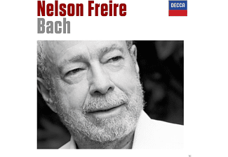 Nelson Freire - Bach [CD]